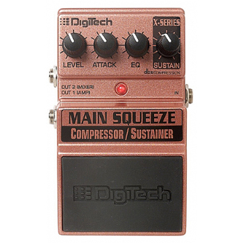 Digitech Main Squeeze 踏板单块