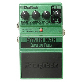 Digitech Synth Wah? 踏板单块