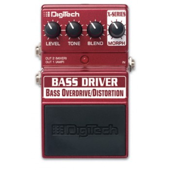 Digitech Bass Driver 低音驱动器